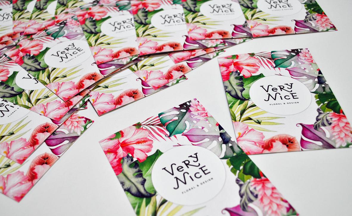 Печать открыток малым тиражом, сделать открытку